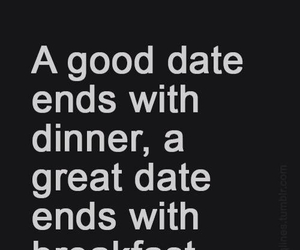 Ideal date quote