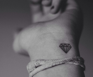 cool, nice, and tatto image