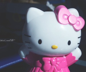 hello kitty, toy, and mc donalds image