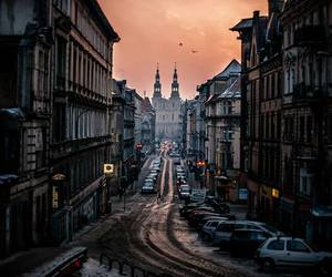 Poland and poznań image