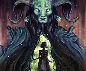 art and pan's labyrinth image