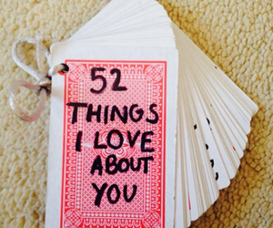 cards, love, and couple image