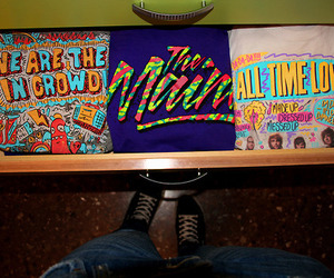 all time low, the maine, and we are the in crowd image
