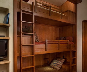 bunk beds, levels, and three image