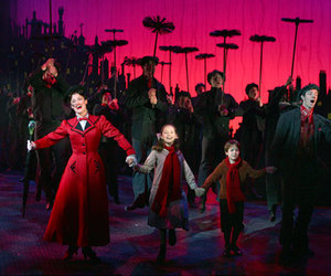 musical, musicals, and Mary Poppins image