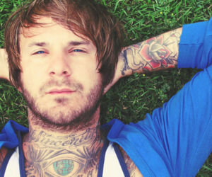 craig owens, tattoo, and boy image