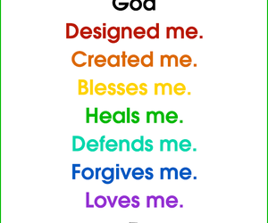 god, love, and create image