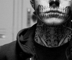 ahs, murder house, and tate langdon image