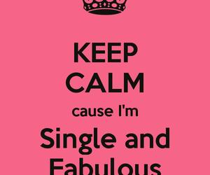 fabulous, pink, and single image