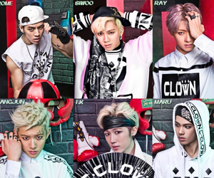 c-clown, maru, and ray image