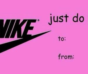 funny, card, and nike image