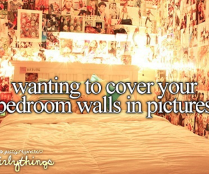 pictures, bedroom, and just girly things image