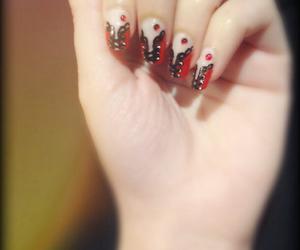 art, cute, and nails image