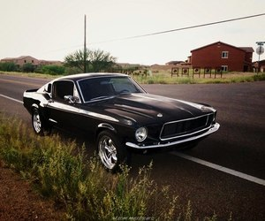 muscle car image