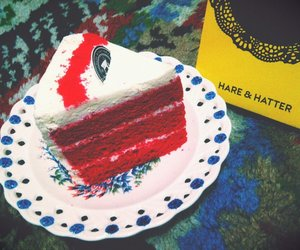 cake, indonesia, and pink image