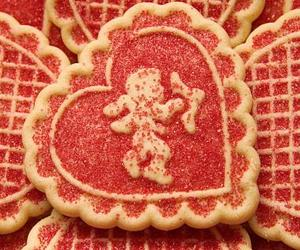 Cookies, cupid, and sugar image