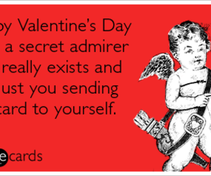 funny and valentine image