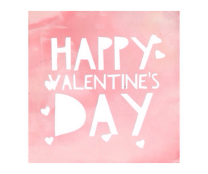 pink, valentines, and valentinesday image