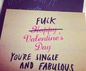 fabulous, single, and fuck image