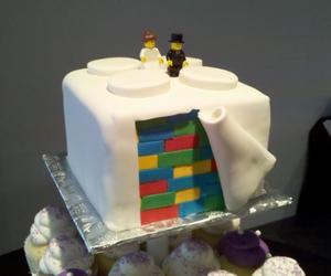 cake and lego image