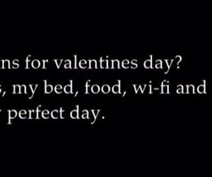 bed, food, and valentines day image