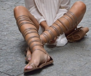 fashion, summer, and shoes image