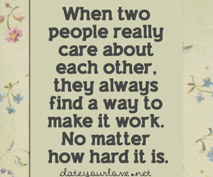 couple, quote, and cute image
