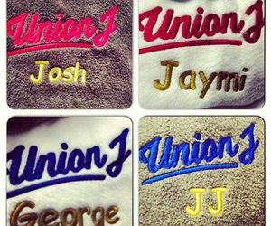 union j, george, and jj image