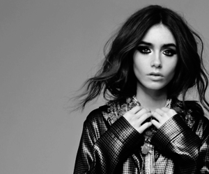 tumblr and lily collins image