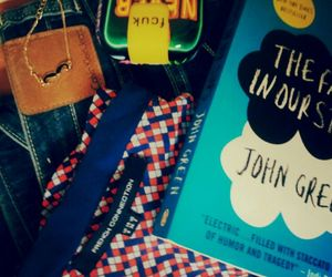 bracelet, fcuk, and the fault in our stars image