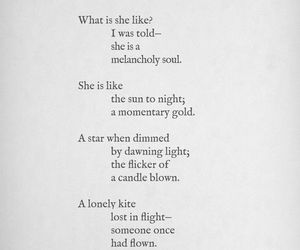 poem, Lang Leav, and quotes image