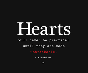 quote, hearts, and heart image