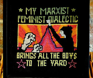 feminism and marxism image