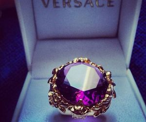 fashion, glam, and Versace image