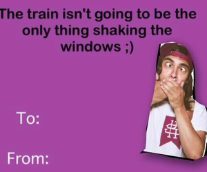 pierce the veil, valentines day, and piercetheveil image