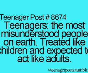 teenager post, Adult, and teenager image