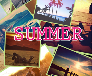 summer, vacation, and summer love image