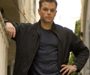 jason, matt damon, and bourne image