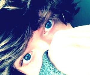 anchor, blue eyes, and danny image