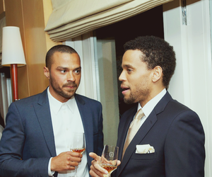 jesse williams and michael ealy image