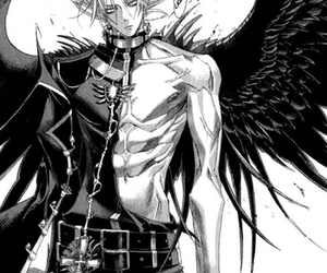 abel, sexy, and wings image