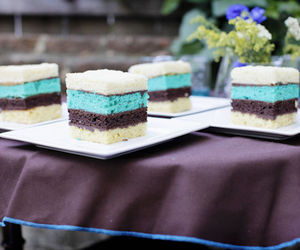 cake, decor, and party image