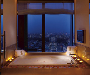bathroom, exclusive, and japan image