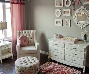 pink, cute, and decoration room image