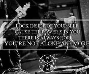 of mice & men, music, and om&m image