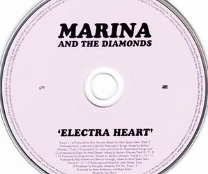 marina and the diamonds, pink, and cd image