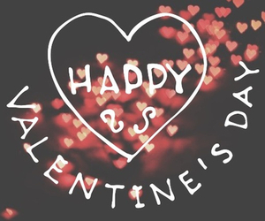 love, valentine, and happy valentines day image