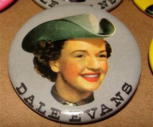 button, Cowgirl, and dale evans image