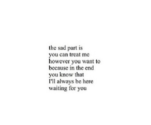 quote, sad, and be image