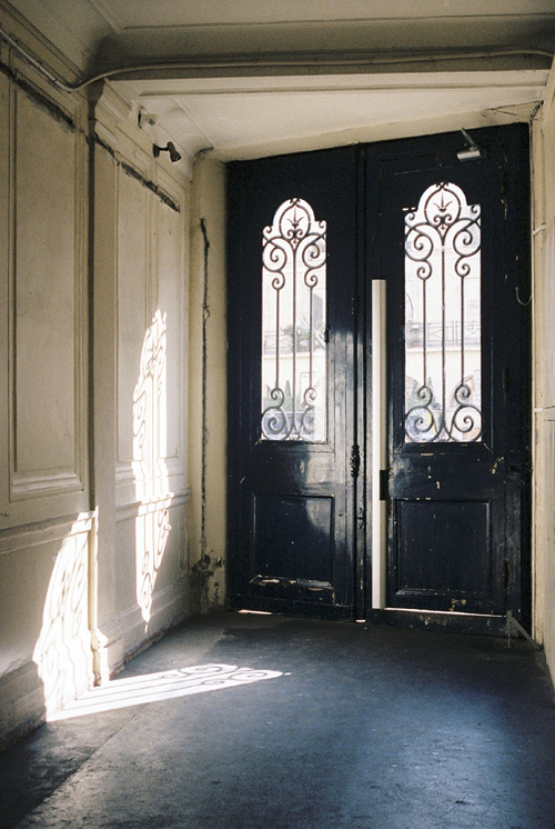door, vintage, and photography image